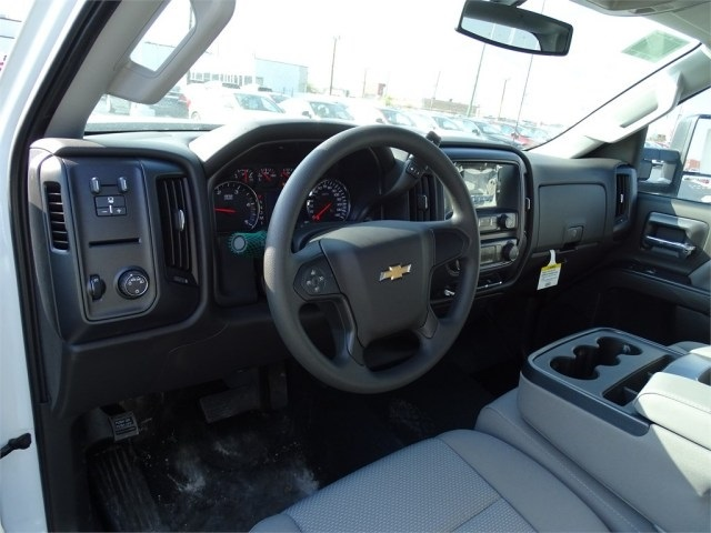 2015 Silverado 3500 Crew Cab, Knapheide Service Body #FF597117 - photo 16