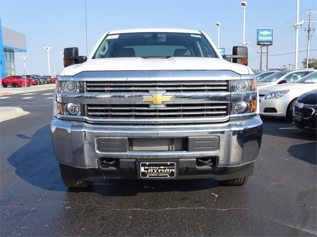 2015 Silverado 3500 Crew Cab, Knapheide Service Body #FF597117 - photo 3