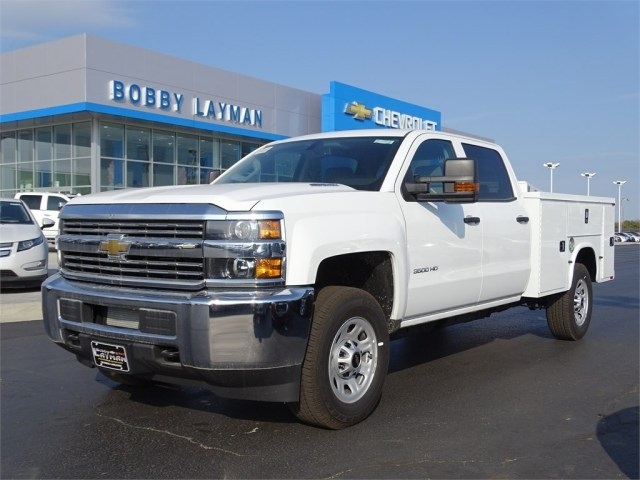 2015 Silverado 3500 Crew Cab, Knapheide Service Body #FF597117 - photo 28