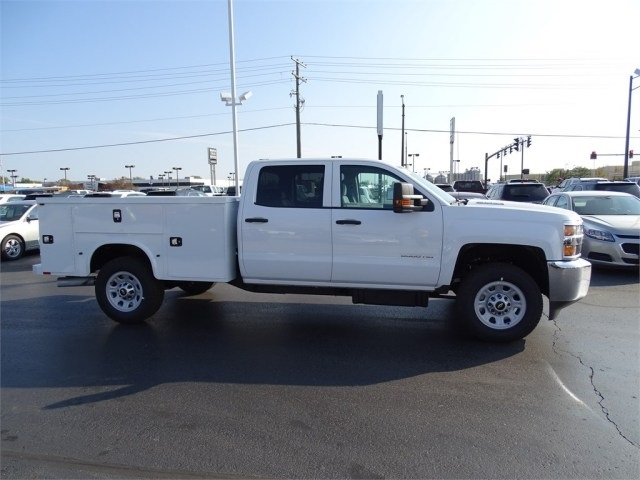 2015 Silverado 3500 Crew Cab, Knapheide Service Body #FF597117 - photo 5