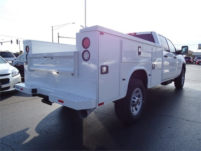 2015 Silverado 3500 Crew Cab, Knapheide Service Body #FF597117 - photo 6