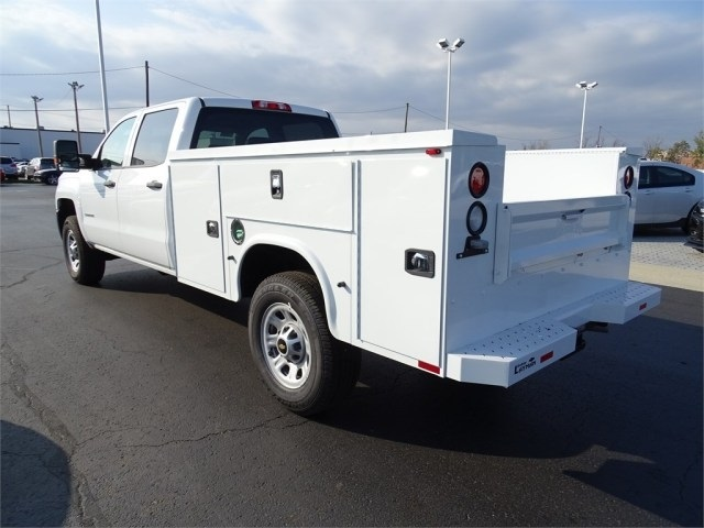 2015 Silverado 3500 Crew Cab, Knapheide Service Body #FF597117 - photo 2