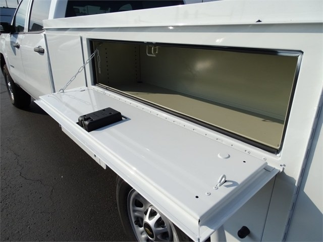 2015 Silverado 3500 Crew Cab, Knapheide Service Body #FF597117 - photo 9