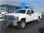 2015 Silverado 3500 Crew Cab, Knapheide Service Body #FF597117 - photo 1