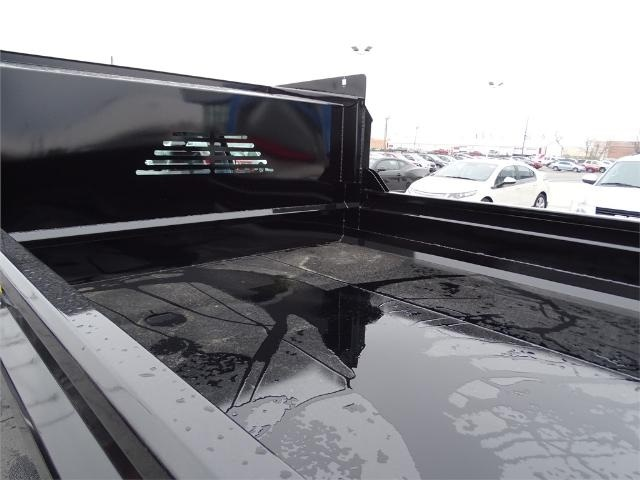 2016 Silverado 3500 Crew Cab 4x4, Crysteel Dump Body #GF177029 - photo 15