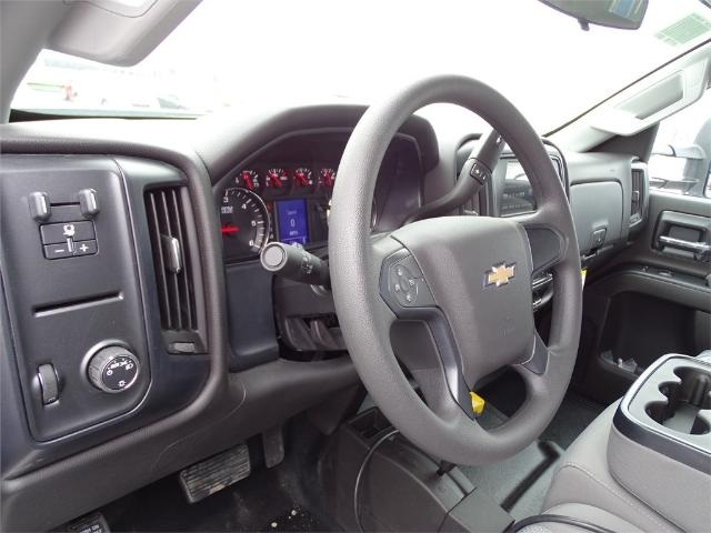 2016 Silverado 3500 Crew Cab 4x4, Crysteel Dump Body #GF177029 - photo 20