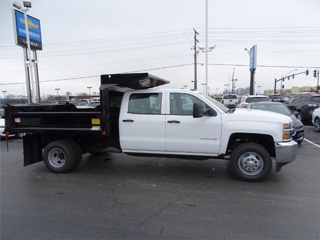 2016 Silverado 3500 Crew Cab 4x4, Crysteel Dump Body #GF177029 - photo 5