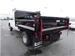 2016 Silverado 3500 Crew Cab 4x4, Crysteel Dump Body #GF177029 - photo 1