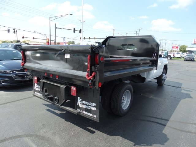 2016 Silverado 3500 Regular Cab 4x4, Crysteel Dump Body #GF237674 - photo 6