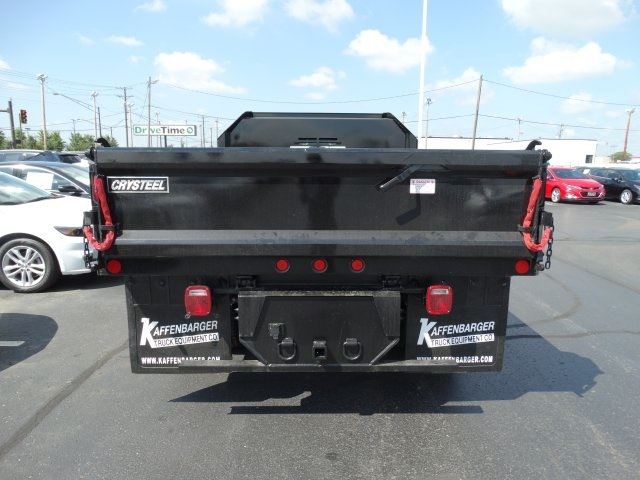 2016 Silverado 3500 Regular Cab 4x4, Crysteel Dump Body #GF237674 - photo 7