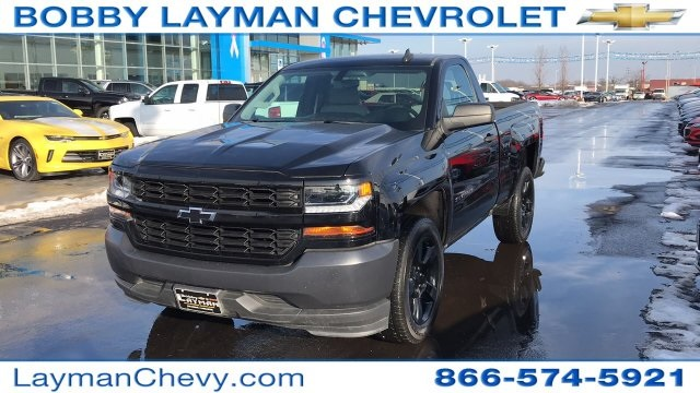 2016 Silverado 1500 Regular Cab Pickup #GZ32327A - photo 1