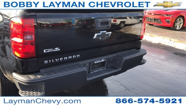 2016 Silverado 1500 Regular Cab Pickup #GZ32327A - photo 8