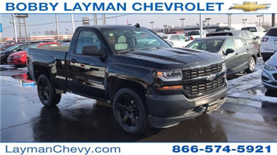 2016 Silverado 1500 Regular Cab Pickup #GZ32327A - photo 4