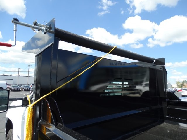 2016 Silverado 3500 Regular Cab 4x4, Crysteel Dump Body #GZ370505 - photo 12