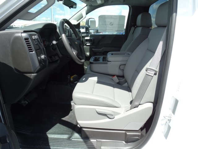 2016 Silverado 3500 Regular Cab 4x4, Crysteel Dump Body #GZ370505 - photo 21