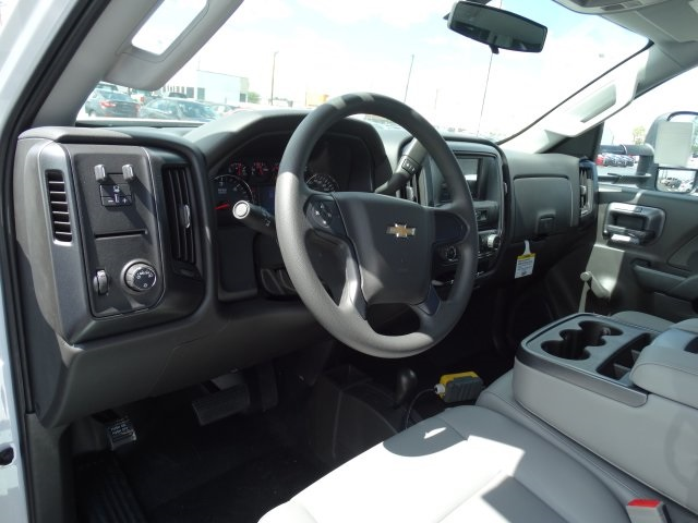 2016 Silverado 3500 Regular Cab 4x4, Crysteel Dump Body #GZ370505 - photo 22