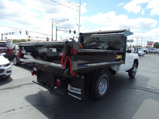 2016 Silverado 3500 Regular Cab 4x4, Crysteel Dump Body #GZ370505 - photo 6