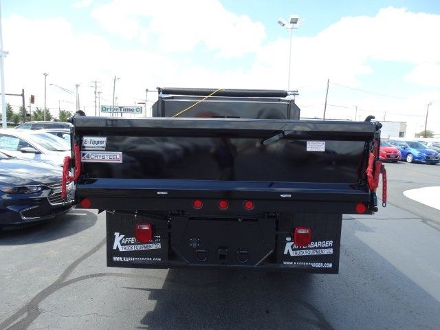 2016 Silverado 3500 Regular Cab 4x4, Crysteel Dump Body #GZ370505 - photo 7