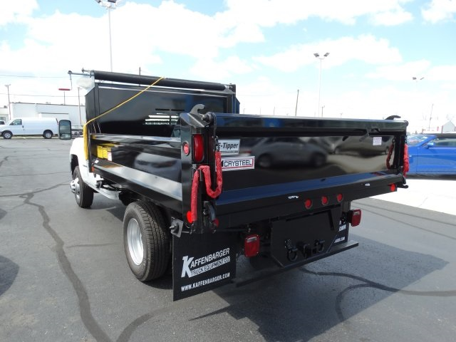 2016 Silverado 3500 Regular Cab 4x4, Crysteel Dump Body #GZ370505 - photo 2