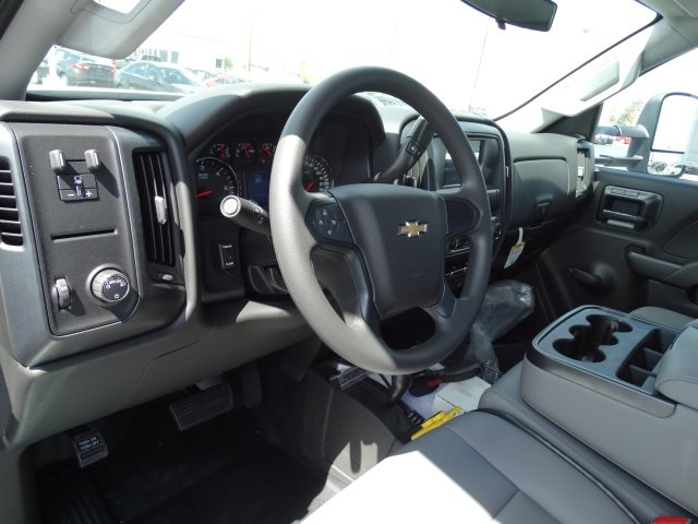 2016 Silverado 3500 Regular Cab 4x4, Crysteel Dump Body #GZ377114 - photo 18
