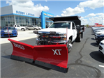 2016 Silverado 3500 Regular Cab 4x4, Crysteel Dump Body #GZ377114 - photo 1