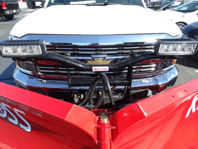 2016 Silverado 3500 Regular Cab 4x4, Crysteel Dump Body #GZ383645 - photo 17