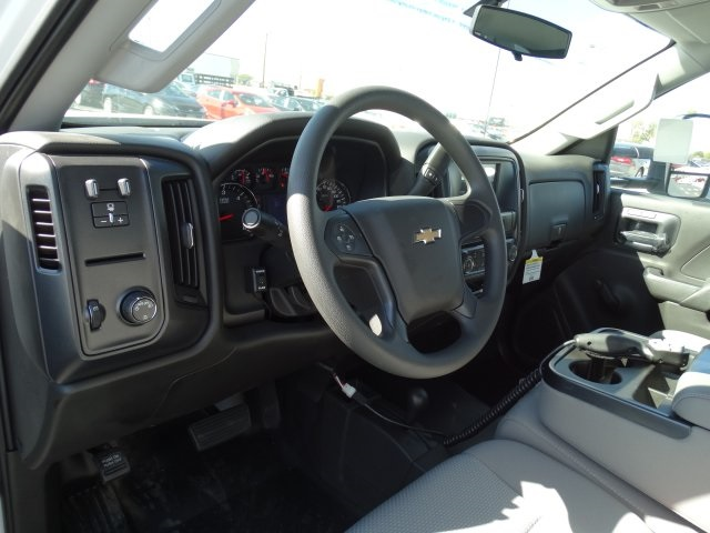 2016 Silverado 3500 Regular Cab 4x4, Crysteel Dump Body #GZ383645 - photo 20