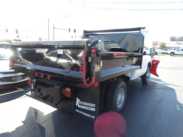 2016 Silverado 3500 Regular Cab 4x4, Crysteel Dump Body #GZ383645 - photo 6