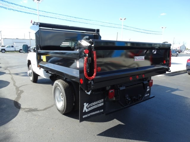 2016 Silverado 3500 Regular Cab 4x4, Crysteel Dump Body #GZ384328 - photo 2