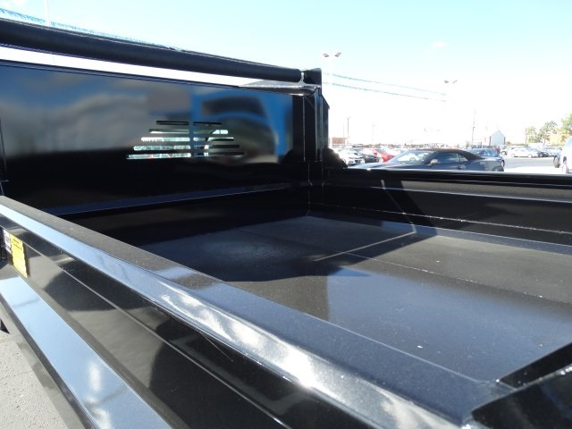 2016 Silverado 3500 Regular Cab 4x4, Crysteel Dump Body #GZ384328 - photo 10
