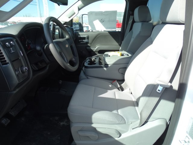 2016 Silverado 3500 Regular Cab 4x4, Crysteel Dump Body #GZ384328 - photo 12