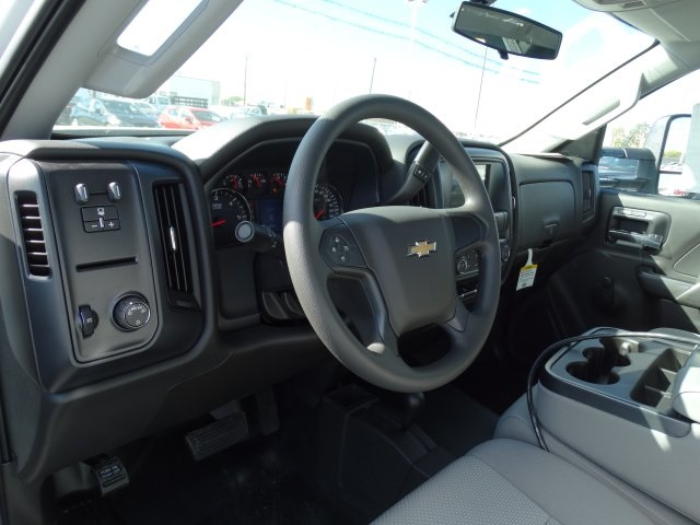 2016 Silverado 3500 Regular Cab 4x4, Crysteel Dump Body #GZ384328 - photo 13