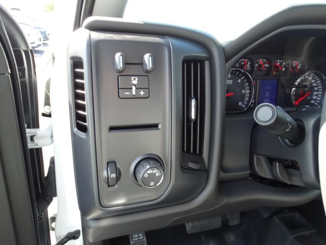 2016 Silverado 3500 Regular Cab 4x4, Crysteel Dump Body #GZ384328 - photo 17