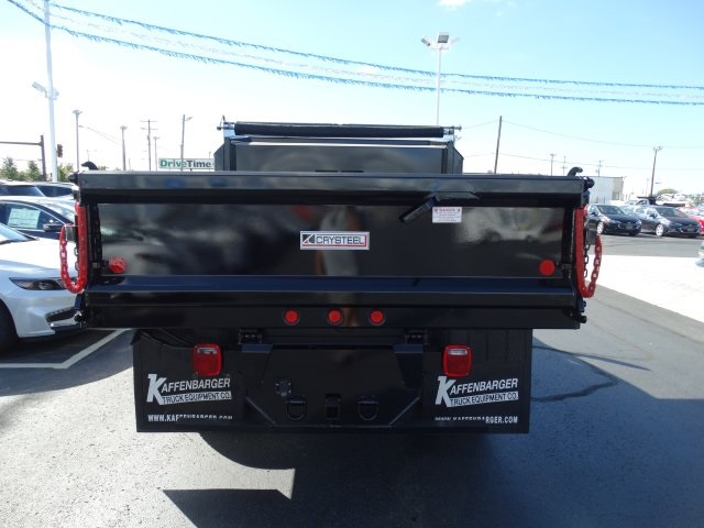 2016 Silverado 3500 Regular Cab 4x4, Crysteel Dump Body #GZ384328 - photo 7
