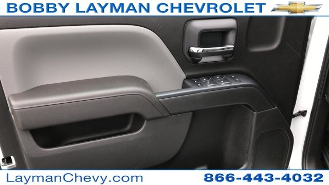 2017 Silverado 3500 Crew Cab DRW 4x4, Crysteel Dump Body #HF124736 - photo 21
