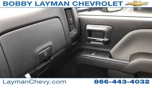 2017 Silverado 3500 Crew Cab DRW 4x4, Crysteel Dump Body #HF124736 - photo 30
