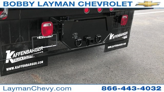 2017 Silverado 3500 Crew Cab DRW 4x4, Crysteel Dump Body #HF124736 - photo 10