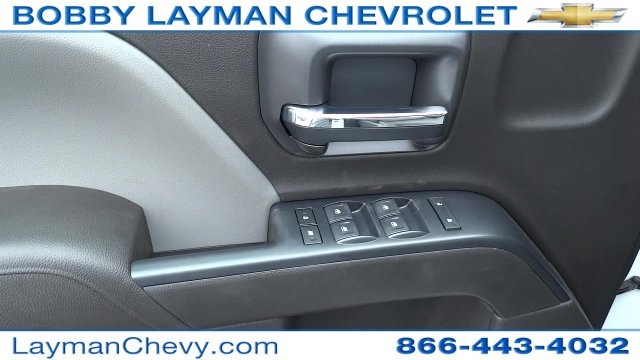 2017 Silverado 3500 Crew Cab DRW 4x4, Crysteel Dump Body #HF133064 - photo 20