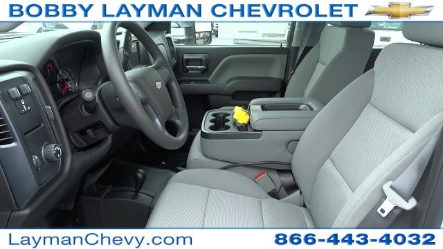 2017 Silverado 3500 Crew Cab DRW 4x4, Crysteel Dump Body #HF133064 - photo 13