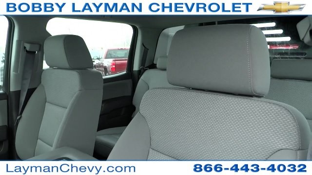 2017 Silverado 3500 Crew Cab DRW 4x4, Crysteel Dump Body #HF133064 - photo 16