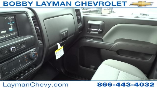 2017 Silverado 3500 Crew Cab DRW 4x4, Crysteel Dump Body #HF133064 - photo 27