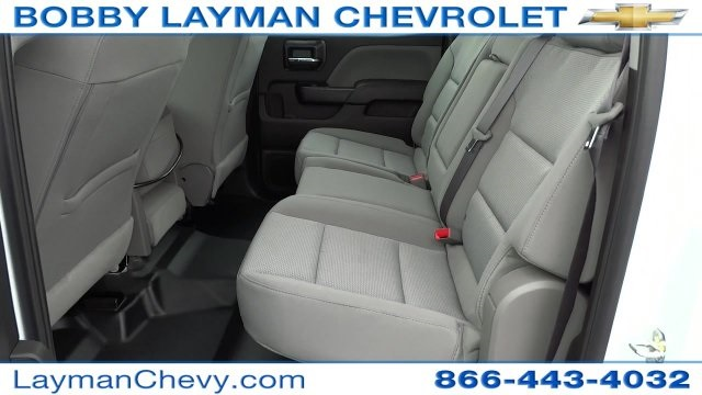 2017 Silverado 3500 Crew Cab DRW 4x4, Crysteel Dump Body #HF133064 - photo 29