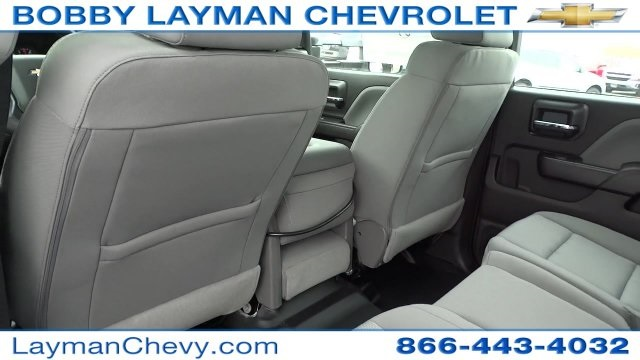 2017 Silverado 3500 Crew Cab DRW 4x4, Crysteel Dump Body #HF133064 - photo 30