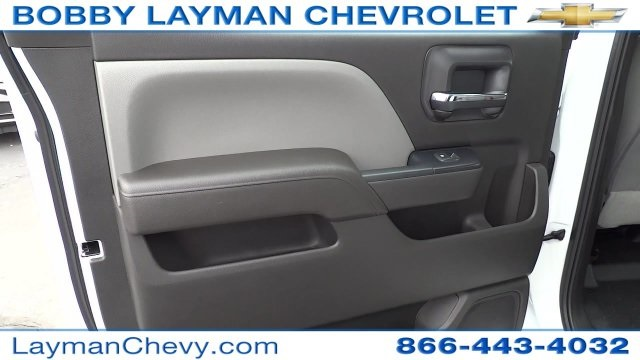 2017 Silverado 3500 Crew Cab DRW 4x4, Crysteel Dump Body #HF133064 - photo 33