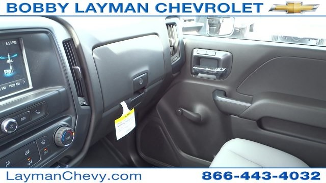 2017 Silverado 3500 Regular Cab DRW, Crysteel Dump Body #HF145888 - photo 31