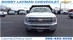 2017 Silverado 3500 Regular Cab DRW, Crysteel Dump Body #HF145888 - photo 7