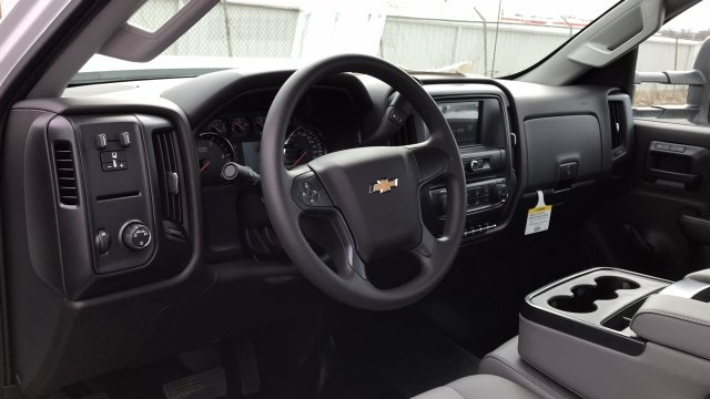 2017 Silverado 3500 Regular Cab DRW 4x2,  Knapheide Platform Body #HF200828 - photo 14