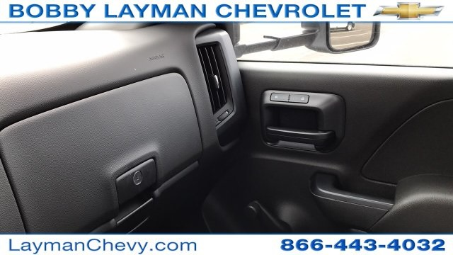 2017 Silverado 3500 Regular Cab DRW 4x2,  Knapheide Platform Body #HF200828 - photo 27