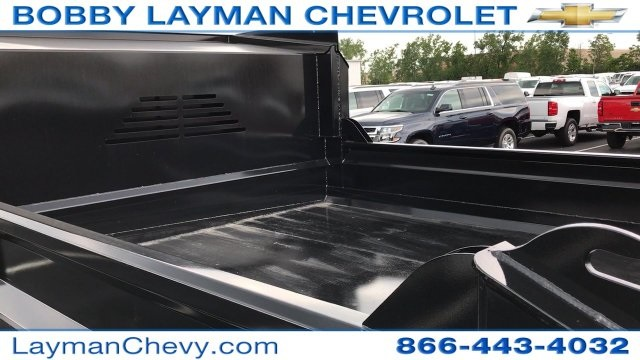 2017 Silverado 3500 Regular Cab DRW, Crysteel Dump Body #HF206832 - photo 14