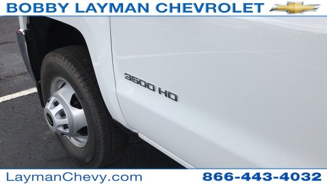2017 Silverado 3500 Regular Cab DRW, Crysteel Dump Body #HF206832 - photo 21